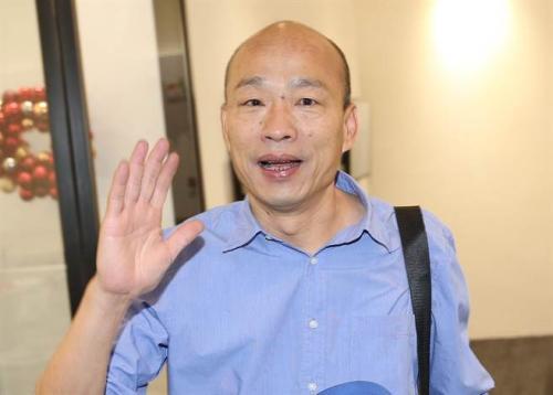 高雄负债3125亿新台币 韩国瑜:市政府会加强节流