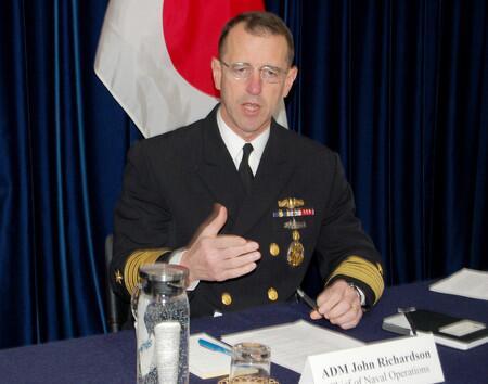 美海军高官:日韩双方应早日解决纷争,相互信任重拾友好关系