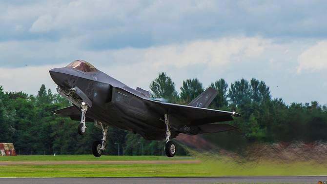 新加坡欲购买美国F-35战斗机,以替代旧款