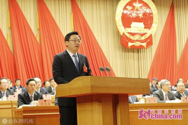 权威发布 陈飞当选为烟台市人民政府市长