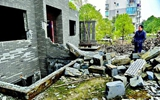 女子买别墅一天没住就要拆:开发商破产