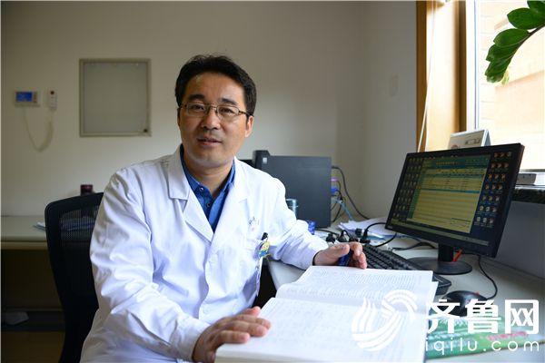 病人的灿烂笑容是对我们的褒奖 专访毓璜顶医院放疗科主任宋轶鹏
