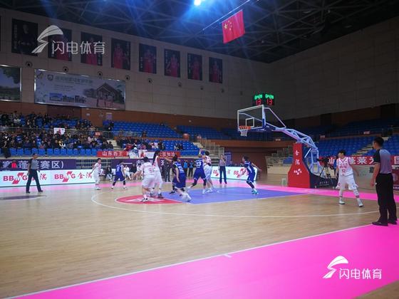 山东西王女篮首次打进季后赛  首轮遇苦主江苏