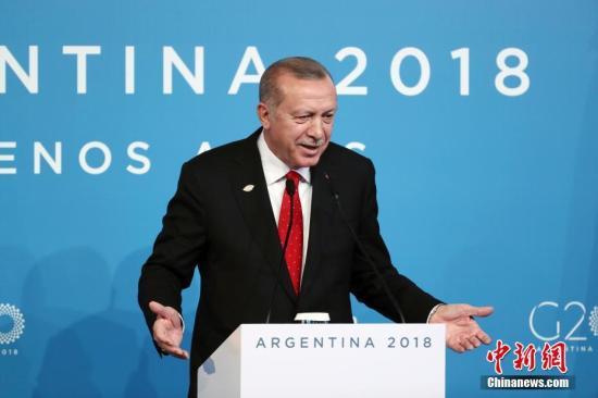 土总统:已准备好接手叙边境曼比季市安全事务