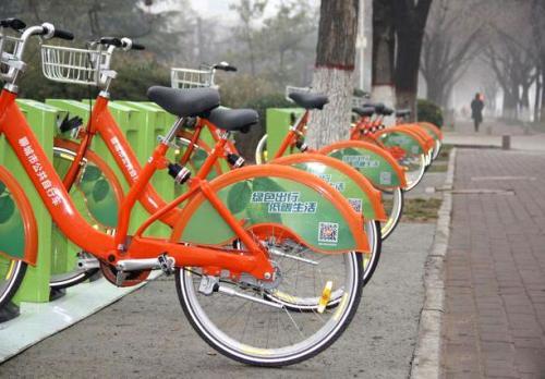 新一代共享型公共自行车布点计划2019年建设完成
