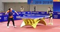齐鲁交通客场3:0零封四川 朱雨玲发挥稳定轻松取胜