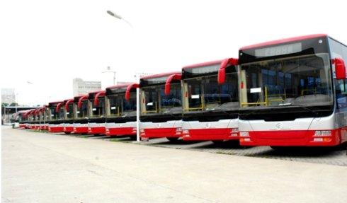 月底淄博3条公交线调整始发站