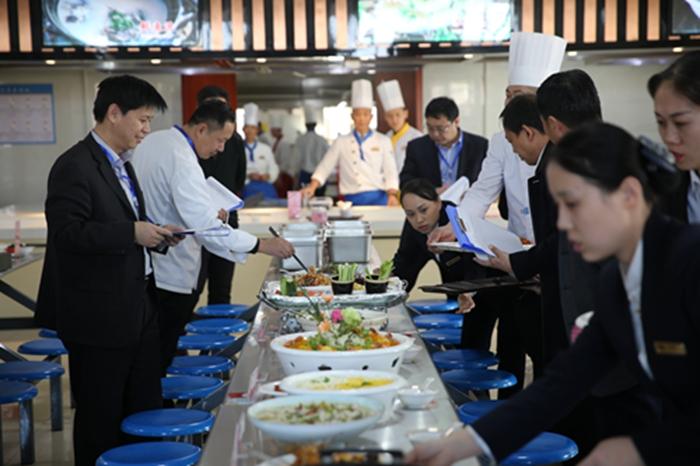 东营市市级机关餐饮管理中心第二届厨艺大赛成功举办