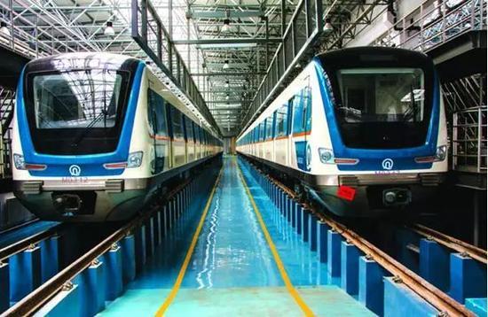 地铁新规下月实施!2020年青岛地铁线路增至7条