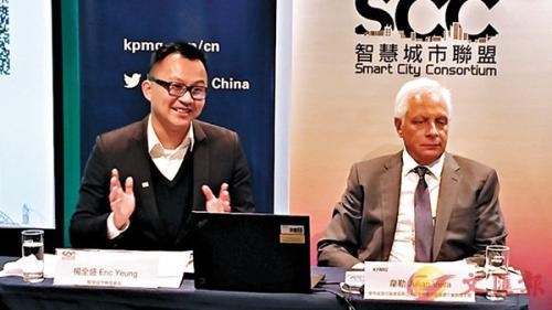 调查:7成港人认为应改善资本获取途径 发展智慧城市
