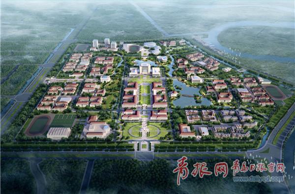 最新进展 青岛大学胶州校区四项目通过抗震设防审查