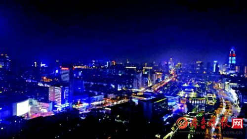 """济南打造""""泉汁泉味""""不夜城 促进夜经济发展"""