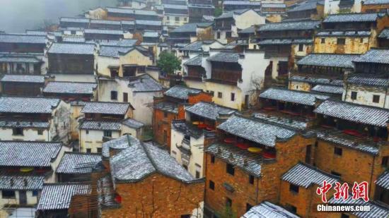 第七批中国历史文化名镇名村名单出炉 有你家吗?