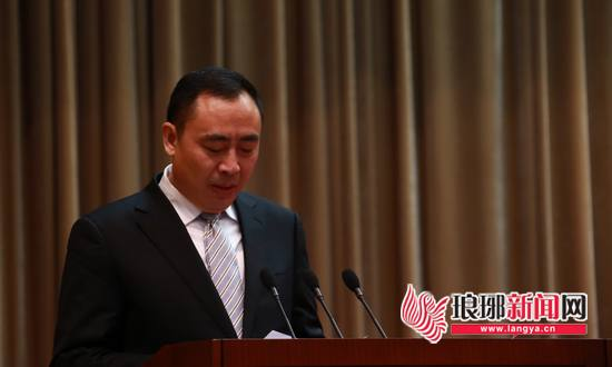 临沂市经济社会发展总结表彰大会先进代表表态发言