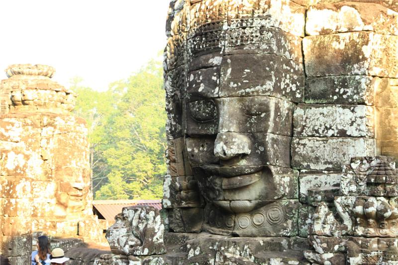 9、整个吴哥古迹于1992年被联合国列为世界文化遗产
