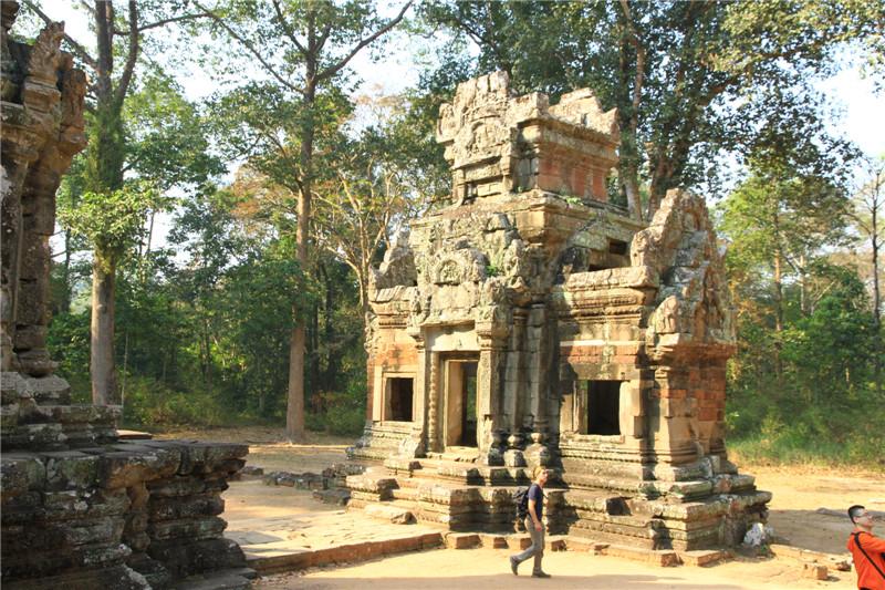 50、周萨神庙。此庙由中国援建维修
