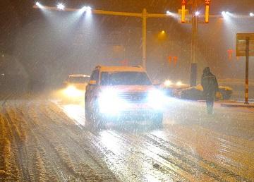 枣庄发布暴雪黄色预警 预计降雪超过6毫米