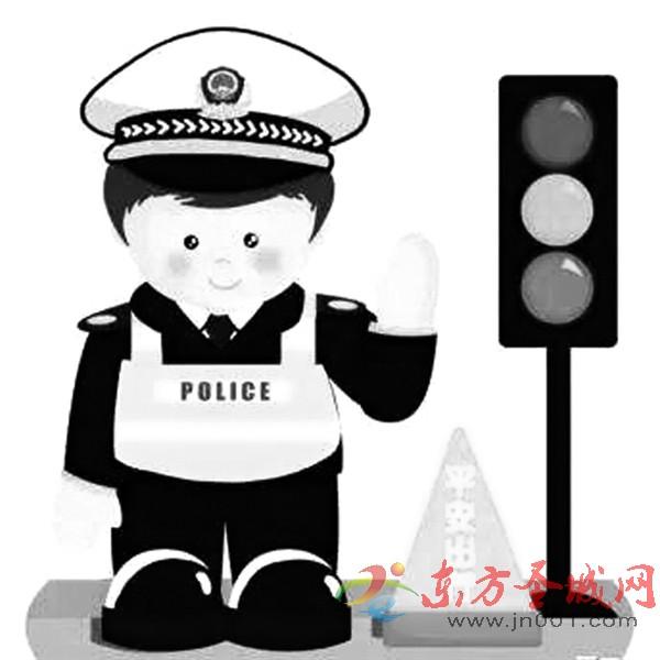 春节期间危险品运输车严禁上高速 不听劝阻的,罚!