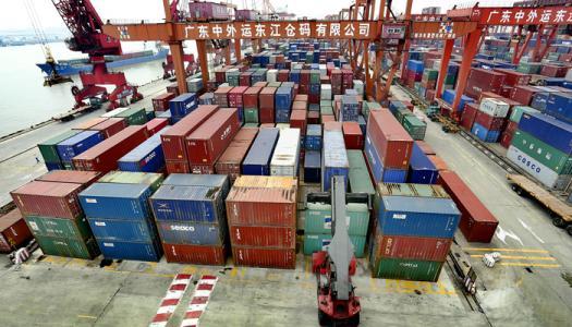 聊城完成进出口总值489.6亿元 增幅列全省第8位