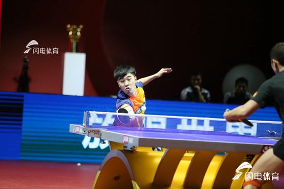 乒超联赛:鲁能男队0:3上海获第三名