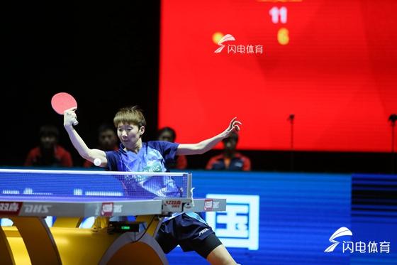 3-0横扫!鲁能女队战胜深圳大学获得第六个乒超女团冠军