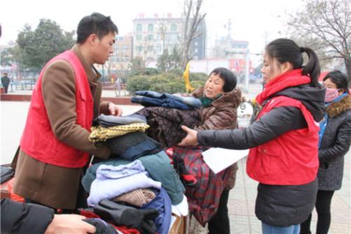 让弱势群体过好年 聊城启动寒冬救助专项活动