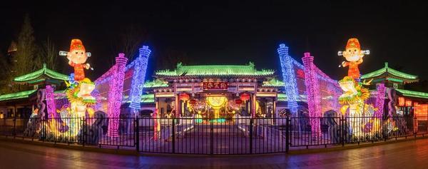 济南哪里可以赏花灯?春节假期不妨到这些地方瞧一瞧