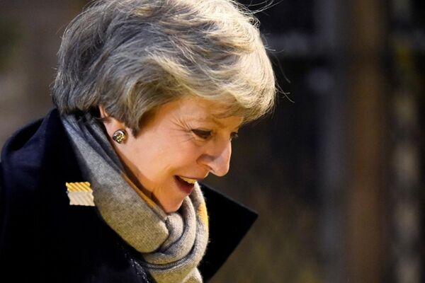 特雷莎·梅将推迟英国议会第二次脱欧协议投票