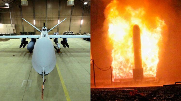 俄要求美国摧毁无人机及战斧导弹 重返《中导条约》