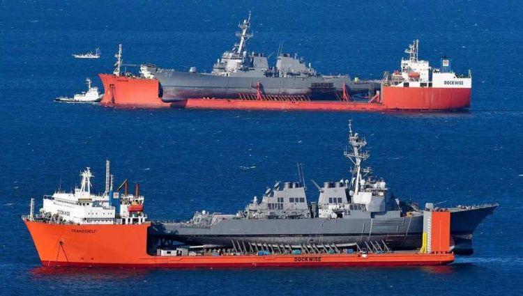 美国军舰又撞了,暴露了美军的三个惊人秘密!