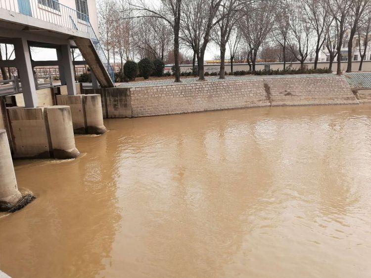 1月中旬以来滨州水利系统引蓄黄河水近7000万立方米