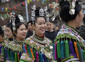 贵州榕江:琵琶歌声庆新年