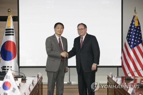 韩美草签军费协定 韩方承担额较2018年上涨8.2%