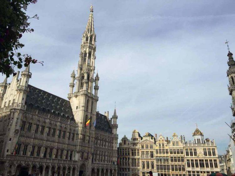 中国间谍在布鲁塞尔活动?中方驳斥:捕风捉影毫无根据