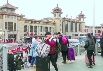 春节返程高峰将持续到正月初十 7