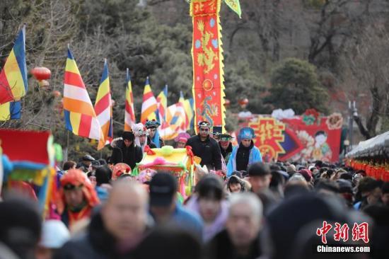 文旅部:2019年春节旅游收入5139亿元 同比增长8.2%