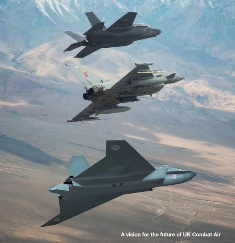 印媒:英国邀请印度共研第六代战机 性能远超F-22和歼-20