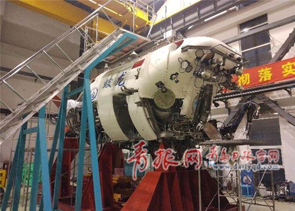 蛟龙号已成功下潜158次 或于2020年开启环球航次