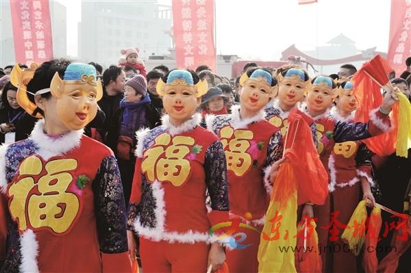欢乐中国年, 点赞大济宁!