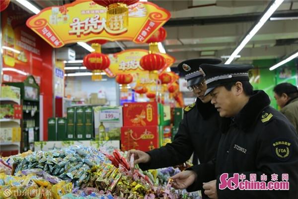 """山东省""""食安护佳节""""行动持续推进 行政立案处罚52家"""