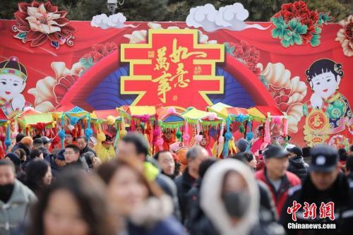禁放步伐见效显着 春节北京PM2.5较上年降一半