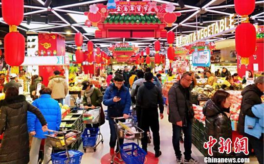 江苏年货消耗天下前三 南京苏州入围境外消耗最多都会