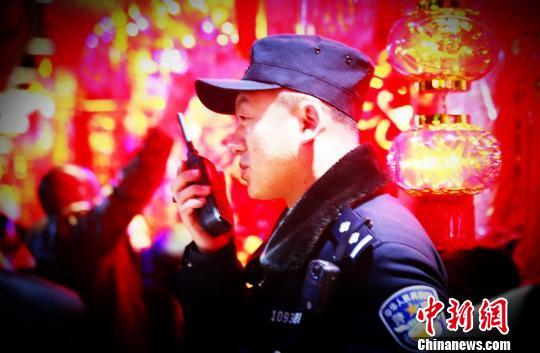 长春警方晒春节安保成绩单:春晚分会场安保零差错