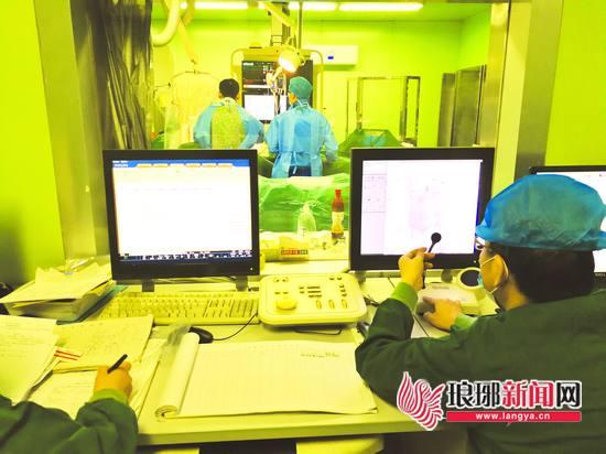 临沂:救死扶伤最重要 他们的除夕夜奉献给4台手术