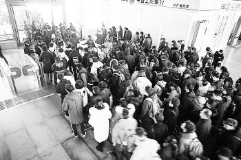 春运返程高峰来啦!济南西站增开的夜间高铁满员了