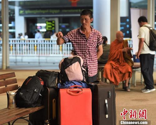 广西南宁开通西哈努克港航线 助推桂柬深化合作