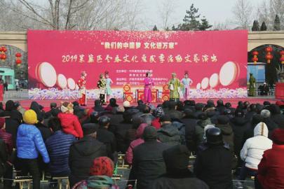 """莱芜区300余场文化盛宴""""飨""""市民"""