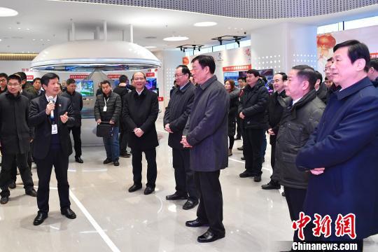 """刘奇:让5G成为传统产业转型升级的""""点金之手"""""""