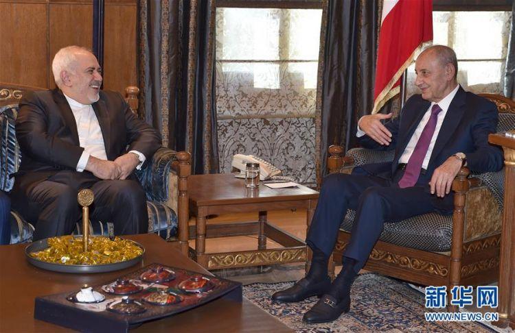 黎巴嫩组建新政府后迎来密集访问