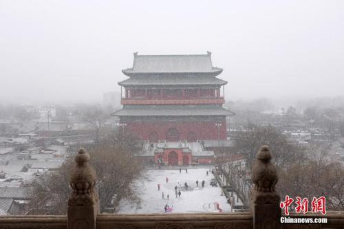 专家析京津冀降雪:未来两天将有更大强度雨雪